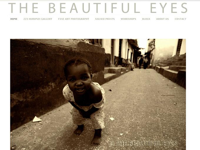 The Beautiful Eyes
