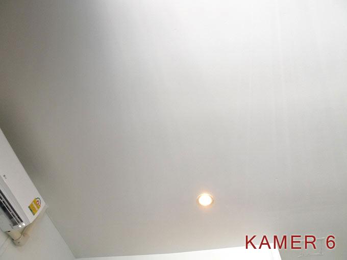 Plafond in Patong Beach, Hotel Chong Ko