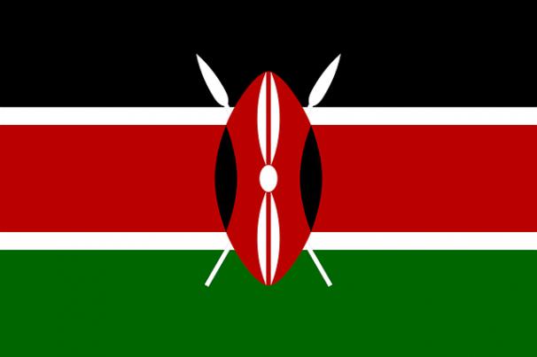 Vlag-Kenia