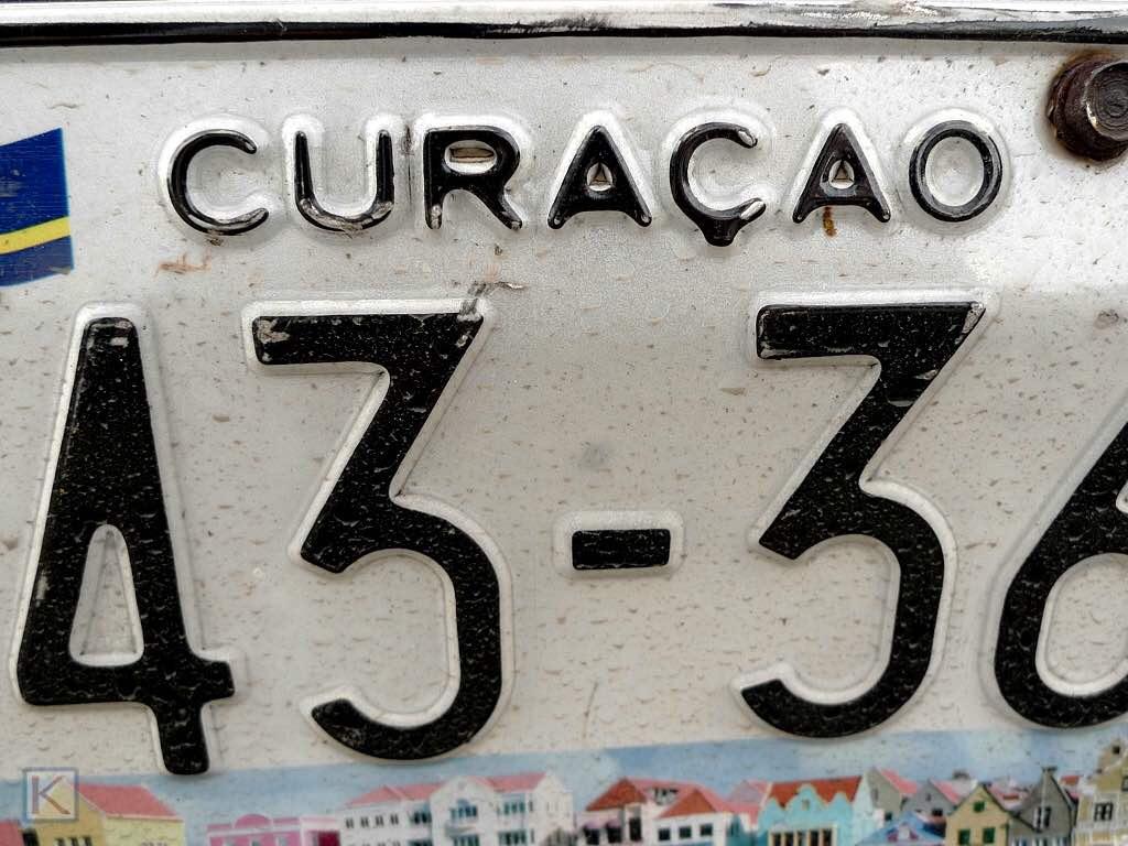 Curaçao Checklist