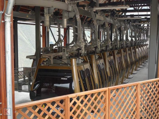 Kabelbaan naar Kuélap klaar in 2017