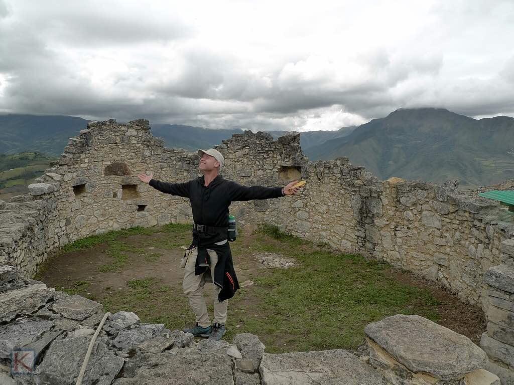Kuélap, een mystiek citadel in Peru