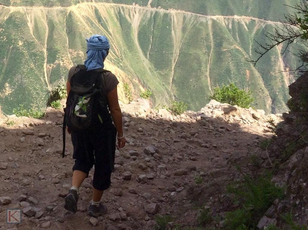 Wandelen in de Colca Canyon