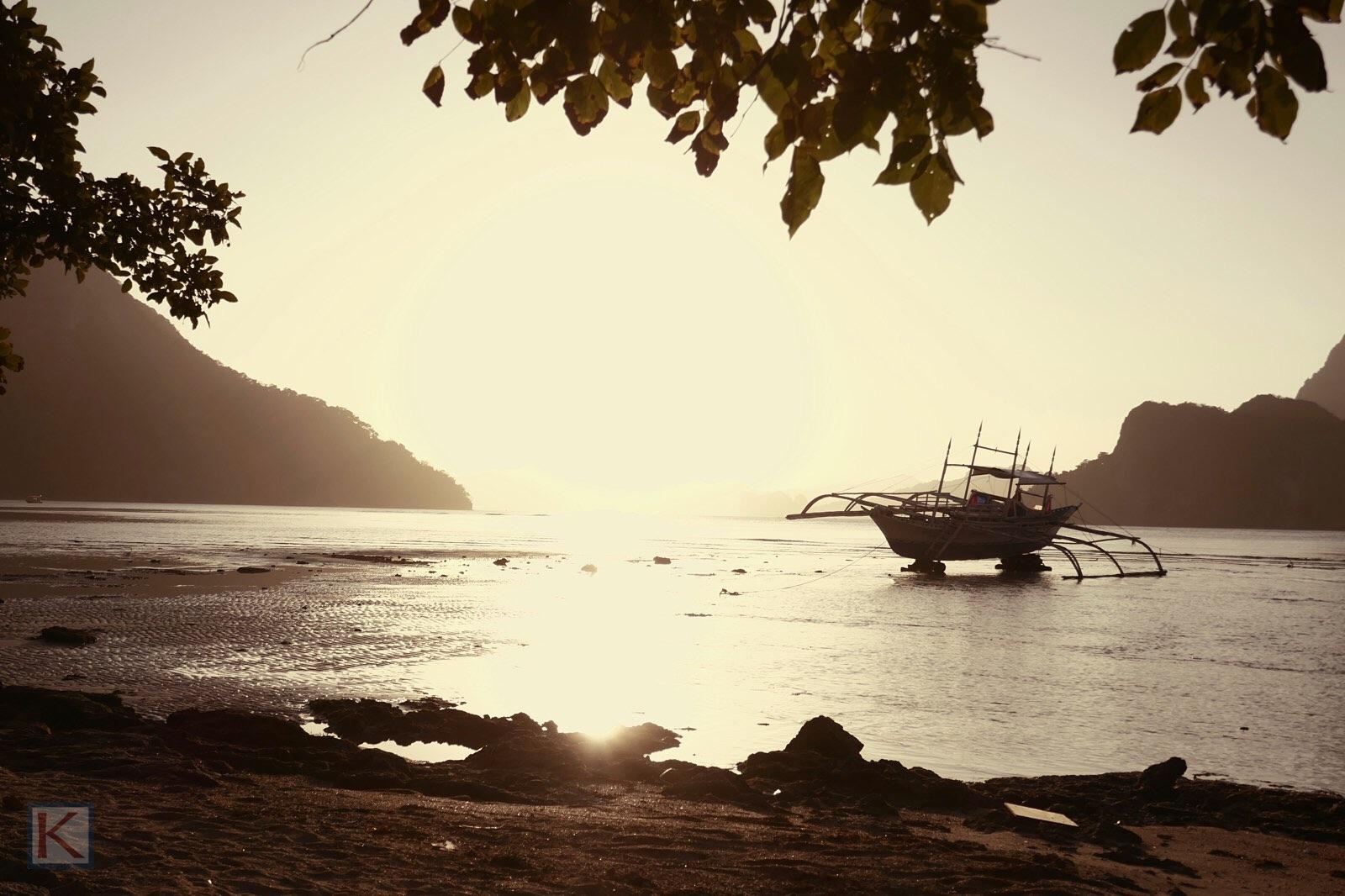 Het zuiden van Palawan