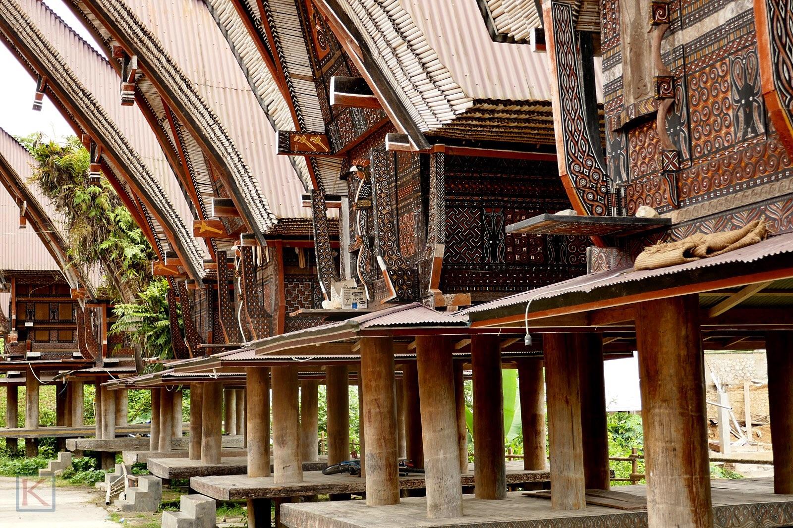 Sulawesi en de dodenverering in Toraja